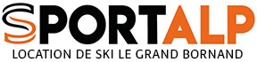 LOCATION SKI LE GRAND BORNAND Logo